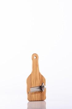 Truffelschaaf in olijvenhout