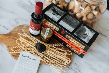 Happy truffel box
