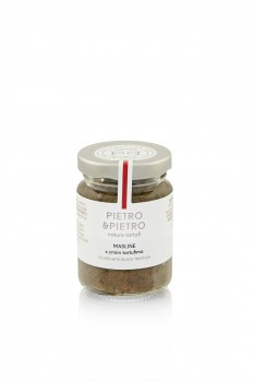 Crème van olijven & truffel 80gr